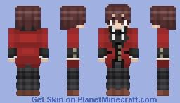 Suzui Ryouta Minecraft Skin