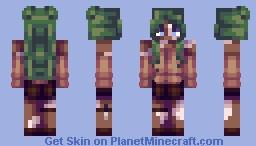 Swampling Minecraft Skin