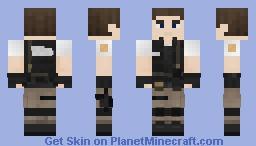 Another SWAT Unit Minecraft Skin