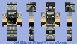 swat Minecraft Skin