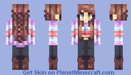 2014 Minecraft Skin