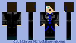 switch Minecraft Skin
