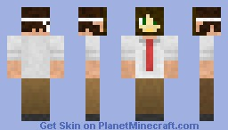 Pwegoserver Staff Fan-boy Collection: sycoinc Minecraft Skin