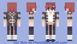 [ `` Sylvain Gautier `` ] Minecraft Skin