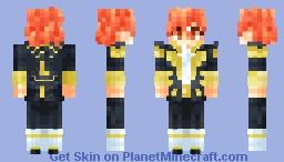 🐬𝒮𝓎𝓁𝓋𝒶𝒾𝓃  𝒥𝑜𝓈𝑒  𝒢𝒶𝓊𝓉𝒾𝑒𝓇 | シルヴァン=ジョゼ=ゴーティエ🐬 [ファイアーエムブレム 風花雪月 | 𝔽𝕚𝕣𝕖 𝔼𝕞𝕓𝕝𝕖𝕞: 𝕋𝕙𝕣𝕖𝕖 ℍ𝕠𝕦𝕤𝕖𝕤 | ℙ𝕣𝕖 𝕋𝕚𝕞𝕖𝕤𝕜𝕚𝕡] Minecraft Skin
