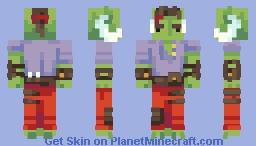 orc Minecraft Skin