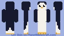 pingouin Minecraft Skin
