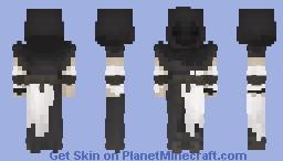 {𝖓𝖊𝖕𝖊𝖓𝖙𝖍𝖎𝖆𝖑} Masked Nomad -Do NOT use in TC- Minecraft Skin