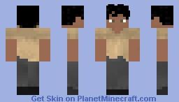 My Old Skin (Nostalgia Time!) But get a bit Update Minecraft Skin