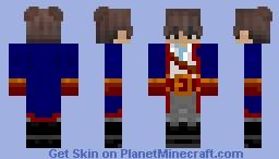 The prince Minecraft Skin