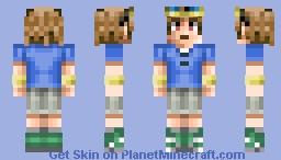 Takato Matsuki (Matsuda) Minecraft Skin