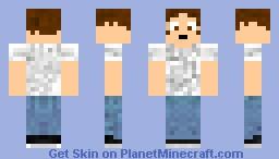 Takumi Fujiwara Minecraft Skin