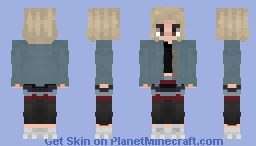 Tandy Bowen Minecraft Skin