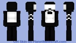 Tankman | Friday Night Funkin' 🖤 Minecraft Skin