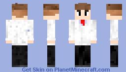 Tanner (Scrunitized) Minecraft Skin