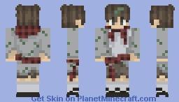 * ~ Tanuki Human ~ * Minecraft Skin