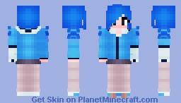 Tari - Friday Night Funkin' x Meta Runner Minecraft Skin