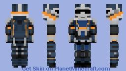 Taskmaster | MCU Minecraft Skin