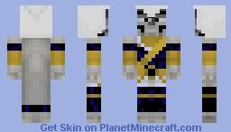 Taskmaster Minecraft Skin