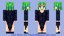 Sassy Lost Child Minecraft Skin
