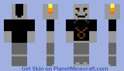Tavros Nitram Minecraft Skin
