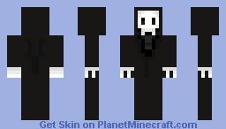Ghost Minecraft Skin