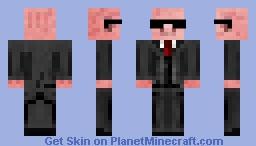 Tazjuniorr from CraftedMovie Minecraft Skin