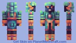 Tide Turner Minecraft Skin