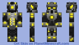 Technacle army soldier