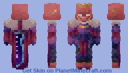 Technoblade III Minecraft Skin