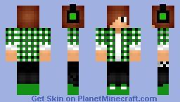 teenage Minecraft Skin