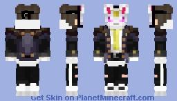S.T.R Minecraft Skin