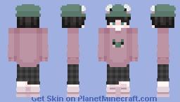 ttelepath Minecraft Skin
