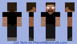 Herobrain Minecraft Skin