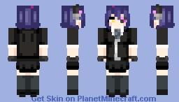The great Dragon of the Tenryuu-class! ~ Tenryuu⚓ Minecraft Skin