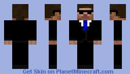 Steve Minecraft Skin