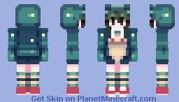 Froppy Minecraft Skin
