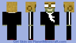 Teratoma (Marty Eggs) Minecraft Skin