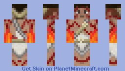 Terauros! Fear and pain. (Story in Desc!) (Updated!) (Previewer Misfunctioning! Photo in desc!) Minecraft Skin