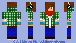 jeans man Minecraft Skin