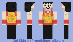 Terry Hintz from Lisa: the painful Minecraft Skin