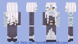 Watch me rise from my grave since 2018 Minecraft Skin