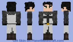 Deutschritter Teutic Knight Minecraft Skin