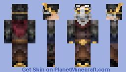 Plague Doctor [Contest] Minecraft Skin