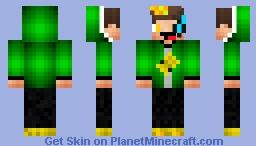 ,mcv l Minecraft Skin