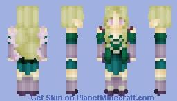 Thais 1 Minecraft Skin