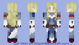 Thais 5 Minecraft Skin