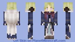 Thais 3 Minecraft Skin