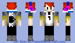 This is SodaGamer1241 Skin Minecraft Skin