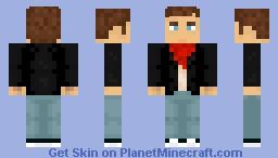 new style of shading :3 Minecraft Skin